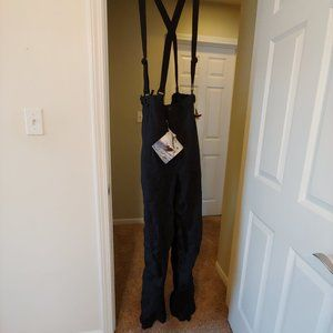 NWT Obermeyer XL Long  Suspender Men's Ski Pants